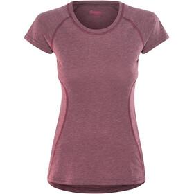 Bergans Cecilie t-shirt Dames roze